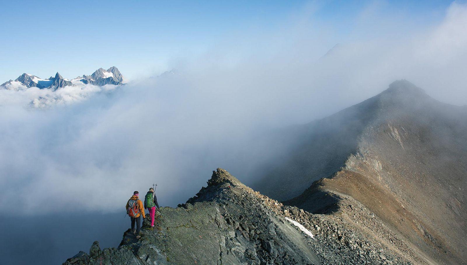 Sölden: malerische Bergseen, wilde Natur und faszinierendes Panorama
