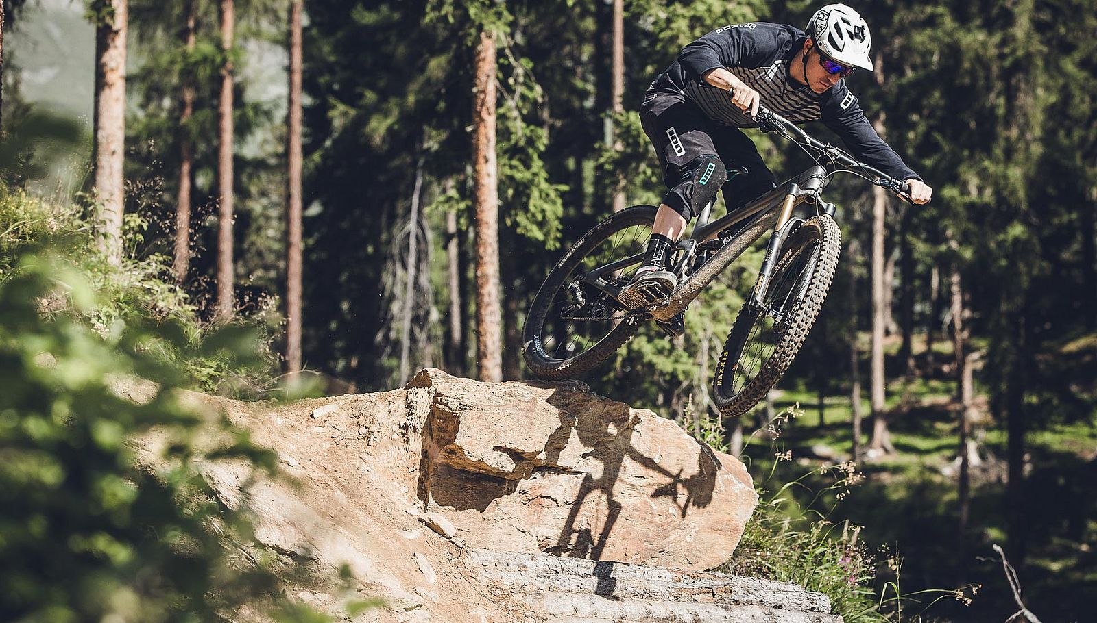 Adrenalinrausch in der Bike Republic: Downhill