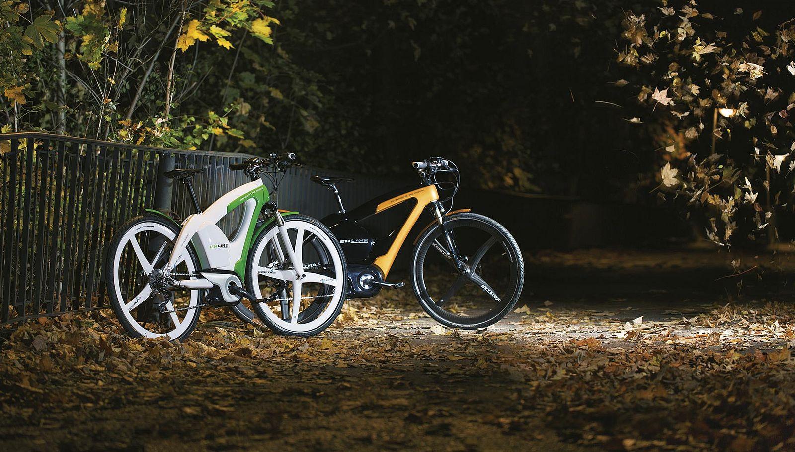 E-Bike: mehr vom Ötztal erleben.