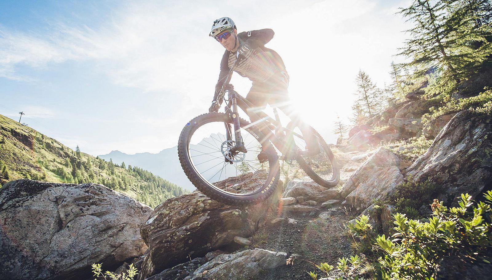 Bike-Flow in Sölden spüren
